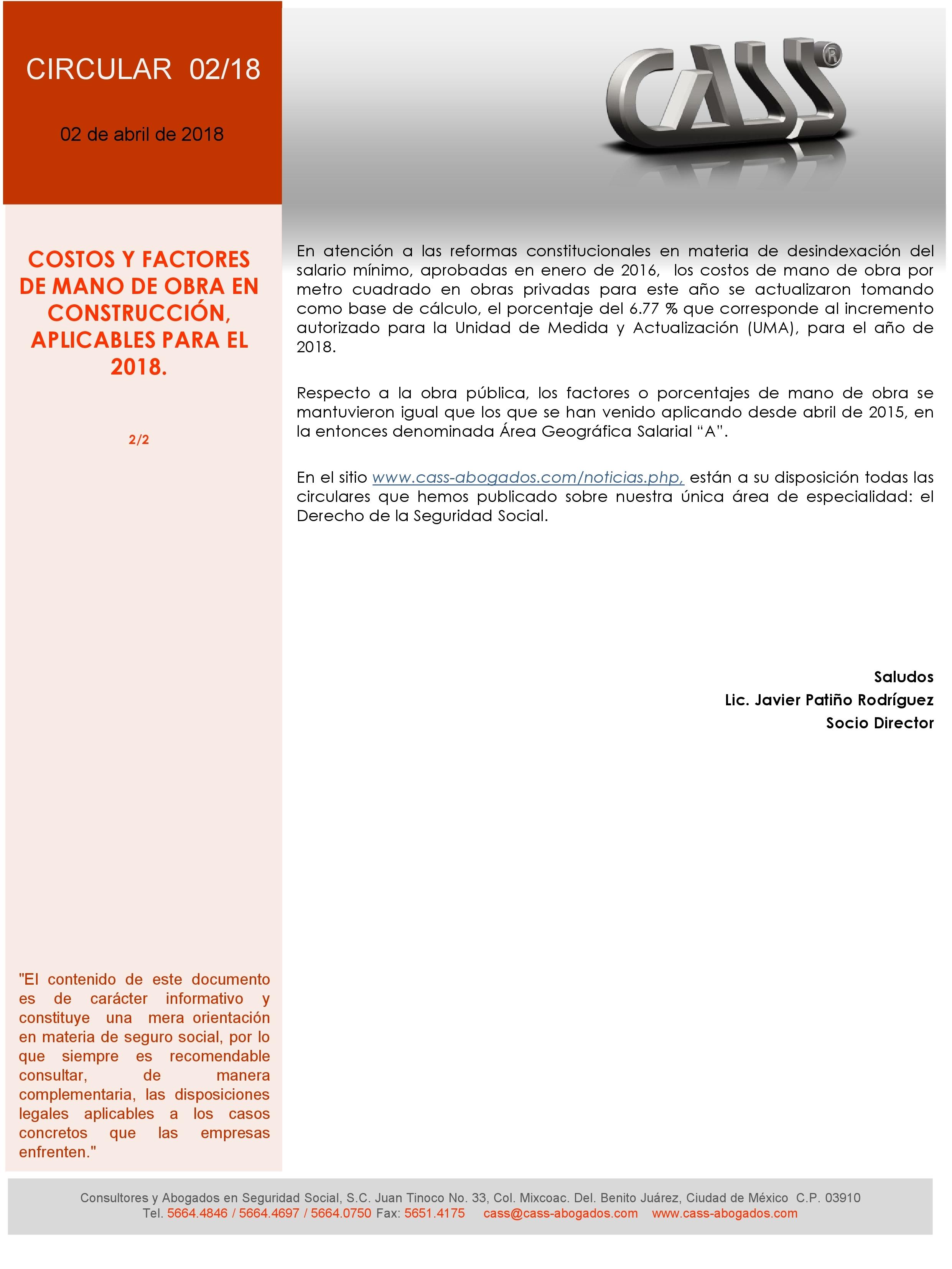02-18 COSTOS Y FACTORES DE MANO DE OBRA EN CONSTRUCCION, APLICABLES PARA 2018.pdf_page_2