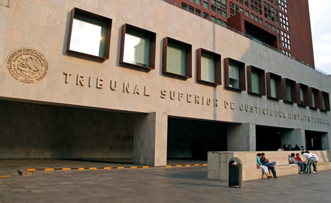 Edificio del Juzgado Familiar CDMX